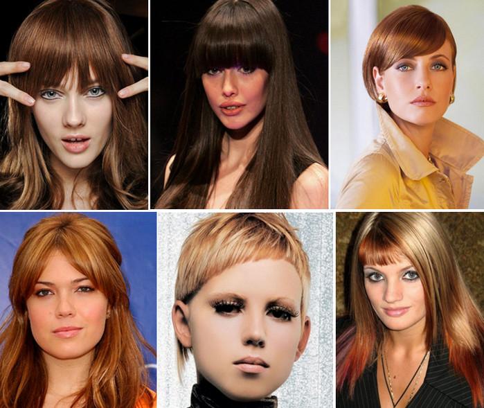 Как можно постричь волосы девушке - c0