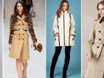 модные тенденции плащи 2013