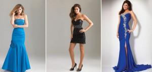модные стильные платья