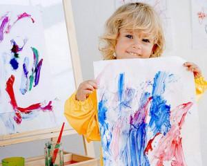 Когда ребенок различает цвета