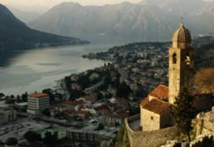 Морские курорты Черногории