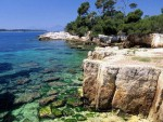 Франция курорт Антиб