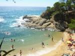 Испания Коста Дорада, пляжи