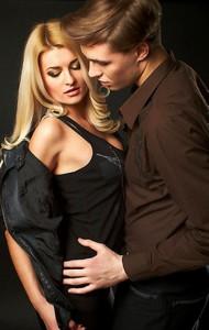 Мужская любовь к женщине