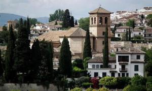 Святые места в Испании