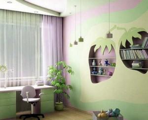 Идеи дизайна для детской комнаты
