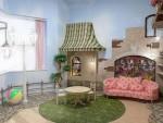Оформить детскую комнату своими руками