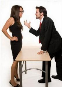 Как поставить мужчину на место