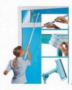 Швабра для мытья окон