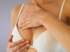 стала болеть грудь перед месячными