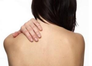 Как убрать прыщи со спины